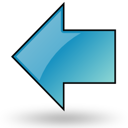 prev, arrow, left, back, previous, backward icon