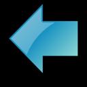 prev, arrow, left, back, previous, backward icon