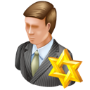 star, administrator icon