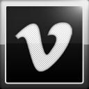 vimeo, social network, social icon