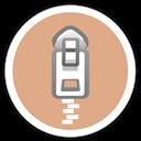 , Zip icon
