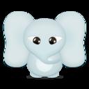 elephant,trans,animal icon