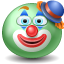 Clown, Emot icon