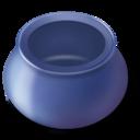 Sugar bowl empty icon