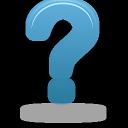question, answer, confusion, faq icon