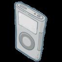 ipod,grey icon