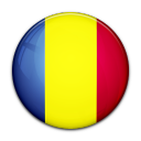 romania, flag, country icon