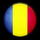 romania, flag, country icon
