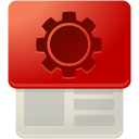 customize, r, page icon