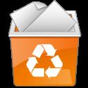 delete, trashcan, garbage icon