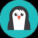 penguin, google, google penguin algorithm icon