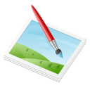 draw, picture, paint, image, painting, pic, photo icon