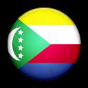 Comoros, Flag, Of icon