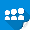 myspace, communication, music, mobile, network, creative icon