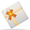 christmas, present, gift, diagram icon