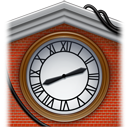alarm, alarm clock, time, history, clock icon