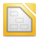 Apps libreoffice draw icon