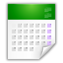 date, calendar, office, schedule icon