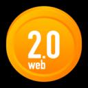 web,badge icon