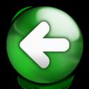 back,button,left icon