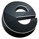 browser, e, internet explorer, microsoft icon