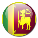 lanka, country, sri, flag icon