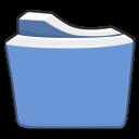 light, hint, blue, tip, folder, energy icon