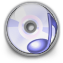 music, save, disk, disc, cd icon
