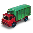 Refrigeration, Truck icon