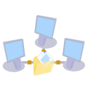 ModernXP 59 Network Shared Folder icon