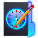 clock,edit icon