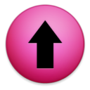 up,ascend,rise icon