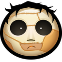 slasher, killer, spooky, dead, halloween, leatherface, mask icon