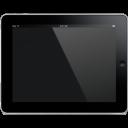 iPad Landscape Blank icon