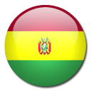 bolivia, flag, country icon