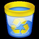 Papelera, Recycle, Vacia icon