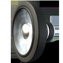 arts, audio icon