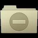 Private Folder Ash icon