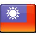 taiwan,flag icon