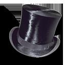 Hat top silk 2 icon