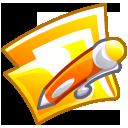 edit, folder, write, writing icon