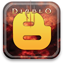 diablo, blogger icon