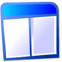 Left, Right, View icon