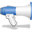 blog, promotion, speaker, advertisement, megaphone, advertising icon