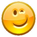 wink, alt, face icon