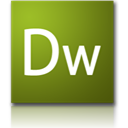 adobe,dreamweaver,cs4 icon