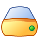 hd, drive icon