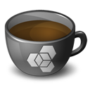Coffee, Extensionmanager icon