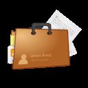 Briefcase, Work icon