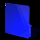 dark,blue,closed icon